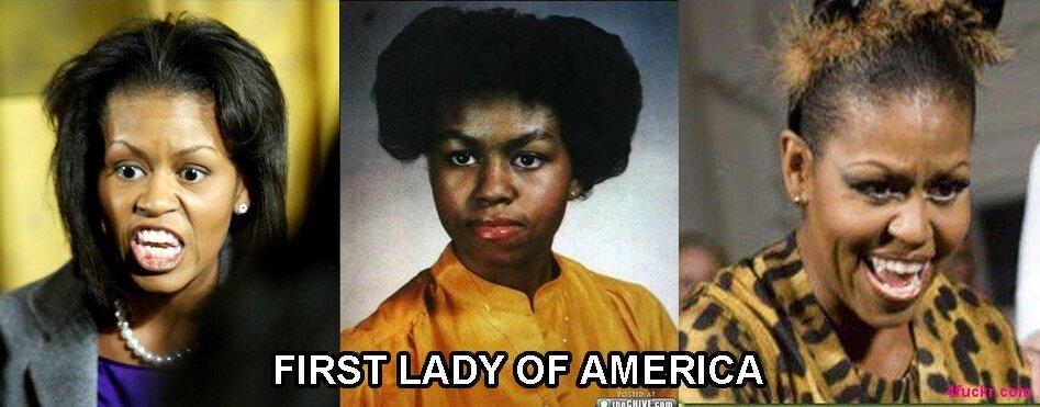 Первая леди США