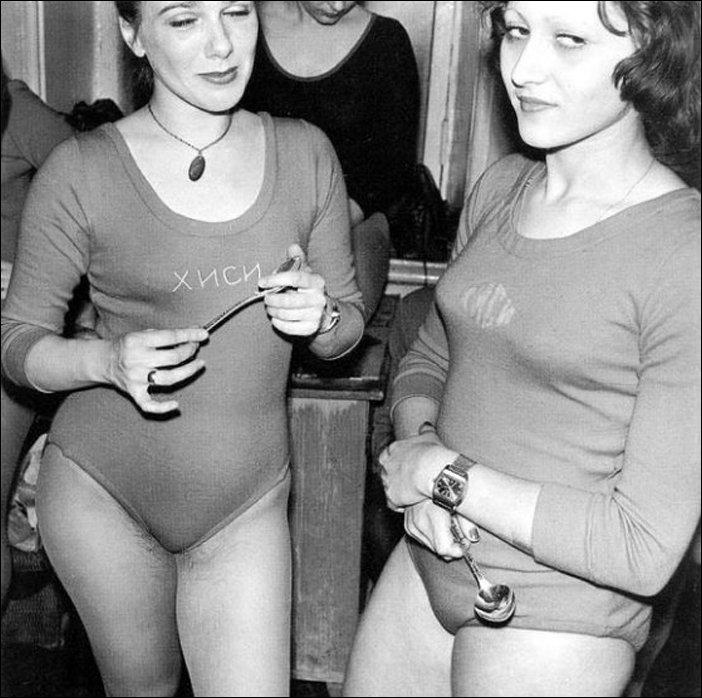 Советские волосатые бабы фото