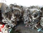 Купить контрактный двигатель б/у к автомобилю Mitsubishi Pajero Sport V6 3.0 двигатель из Европы с гарантией и документами в РФ.