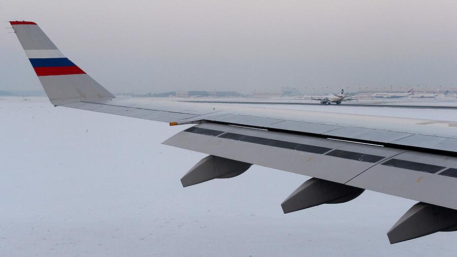 Аэропорт Казани сегодня несмог принять ряд ночных рейсов
