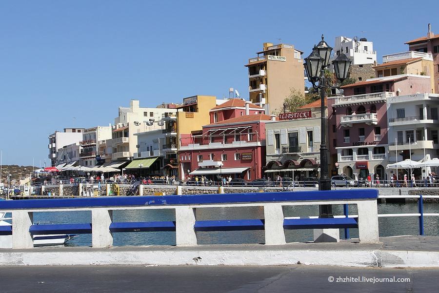 Греция. Крит. Агиос-Николаос