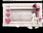 «A woman in love by Cajoline-Scrap» 0_7f801_498093ec_S