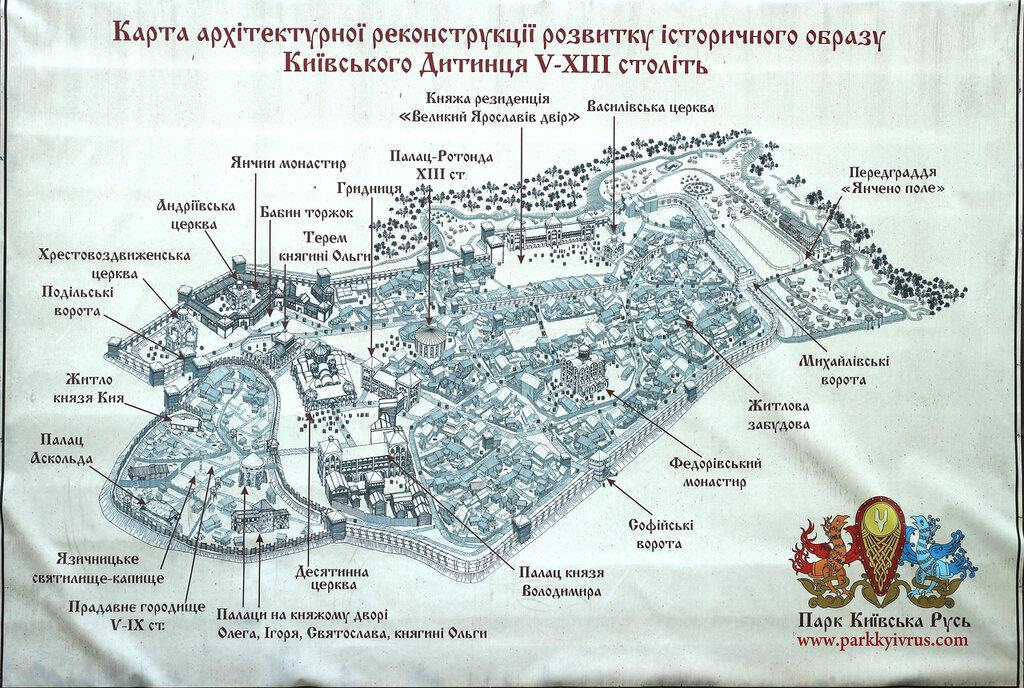город – дворец Ярослава,