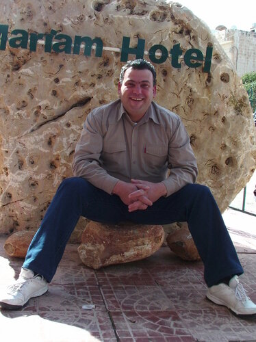 Иордания и немного Израиля. Зима 2012г.