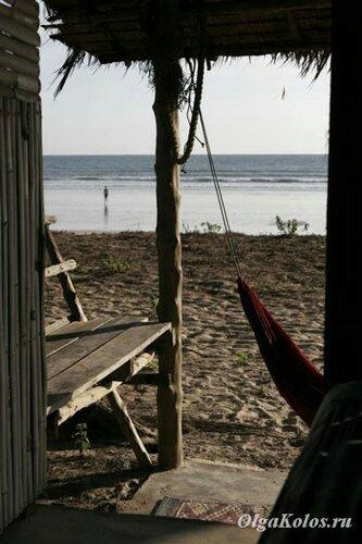 Мое бунгало на пляже Ко Паяма