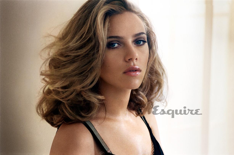 Скарлетт Йоханссон / Scarlett Johansson by Vincent Peters in Esquire USA november 2013
