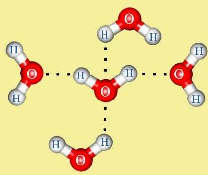Моя теория воздействия магнитов на воду