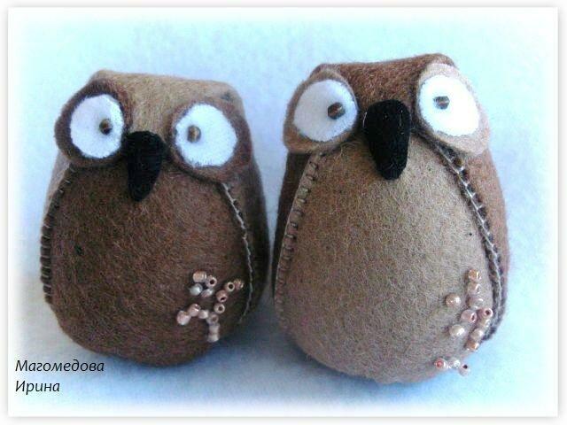 игрушки совы
