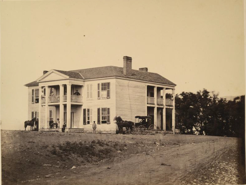 Дом Оливера Перри, также известный как Белый дом
