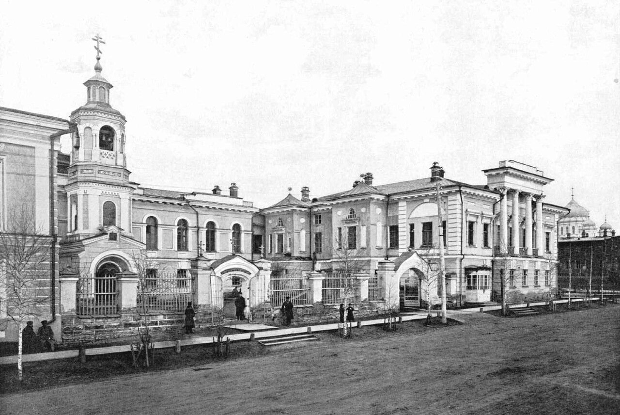 Архиерейский дом