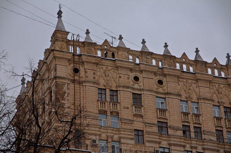 Здание Министерства угольной промышленности СССР
