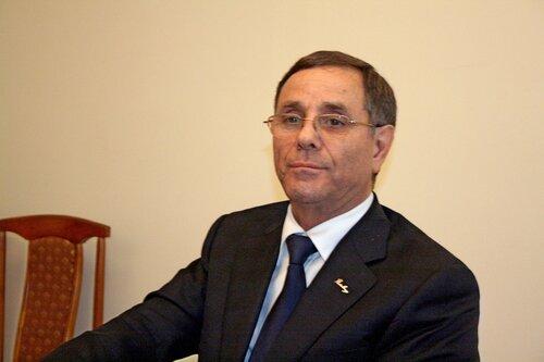 Глава отдела по внешним связям канцелярии президента Азербайджана Новруз Мамедов