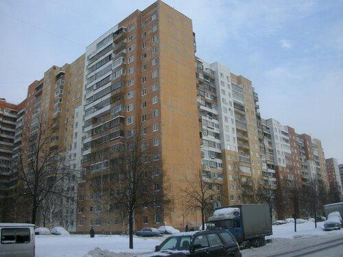 ул. Маршала Захарова 50к1