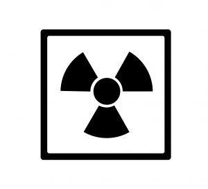 Логотип радиация