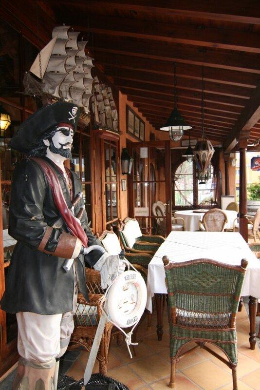 Тенерифе, Ресторан El Monasterio
