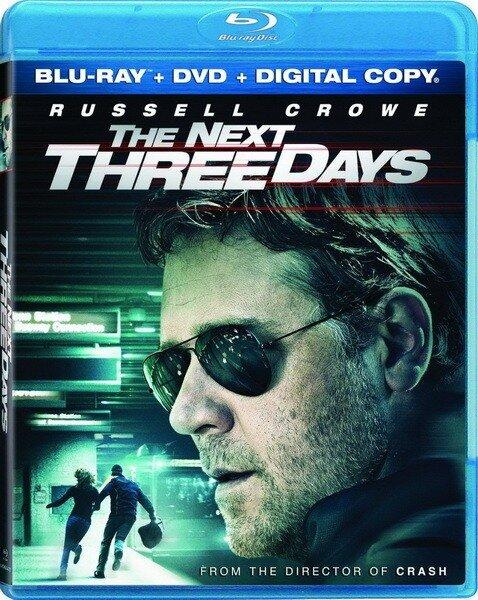 Три дня на побег / The Next Three Days (2010) BDRip 720р