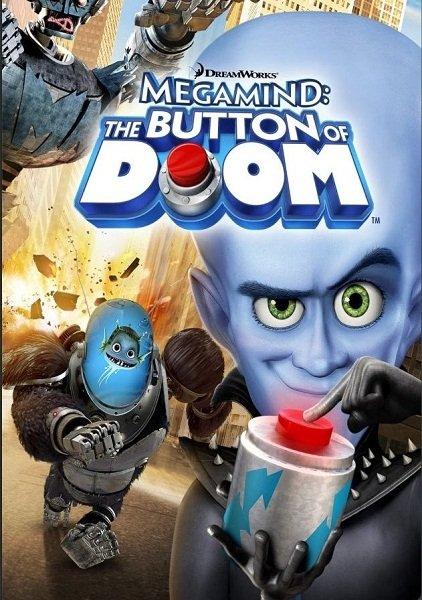 Мегамозг: Кнопка Гибели / Megamind: The Button of Doom (2011/HDRip/BDRip 720р/BDRip 1080р)
