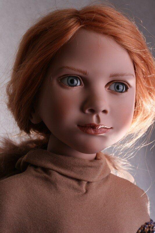 Коллекционная кукла Ovelia by Zwergnase