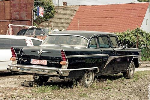 ГАЗ-13 Чайка