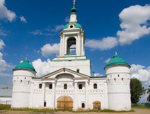 Богоявленский Авраамиев монастырь. Ростов Великий
