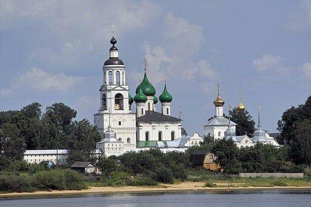 Толгский женский монастырь. Ярославль