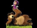 Маша и медведь 12