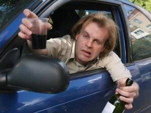 Нетрезвого водителя в Приморье удалось остановить только с помощью табельного оружия