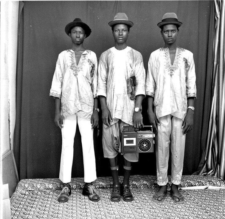 © Malick Sidibé. Портреты Африки