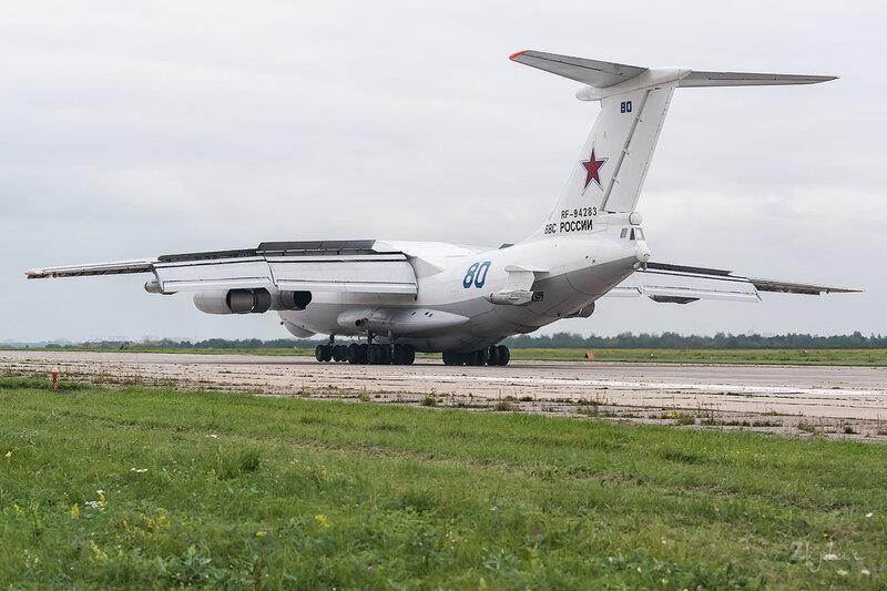 Ильюшин Ил-78М (RF-94283 / 80 синий) ВВС России D802618