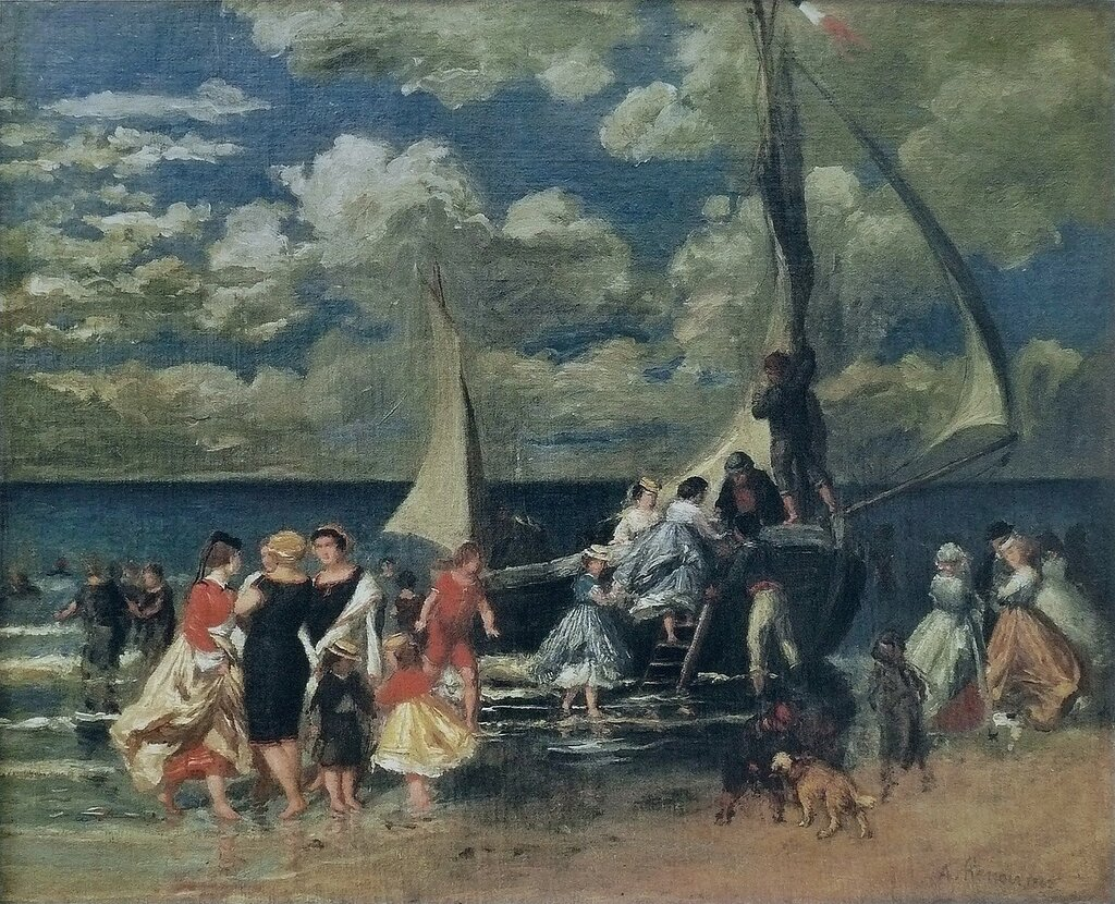 The Return of the Boating Party, 1862.jpg