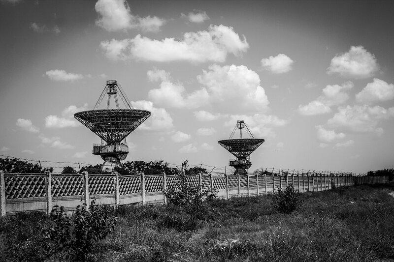 Радиотелескопы КТНА-200