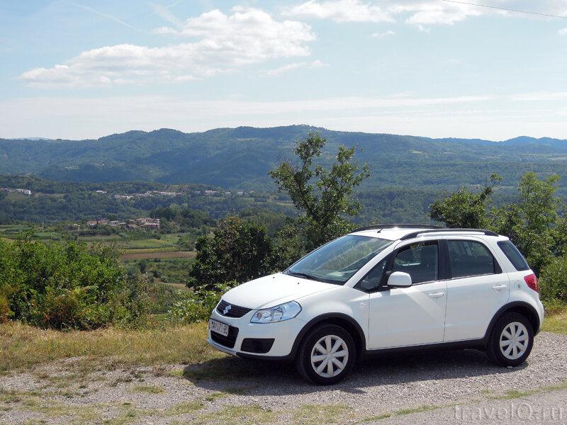 Аренда автомобиля Suzuki SX4 в Хорватии