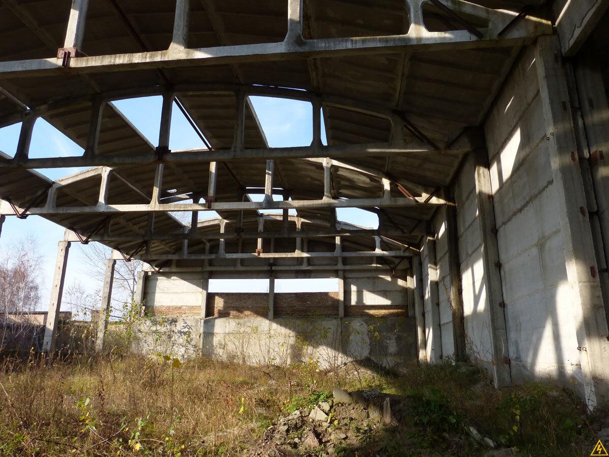 Бучанский кирпичный завод (полузаброшенный)