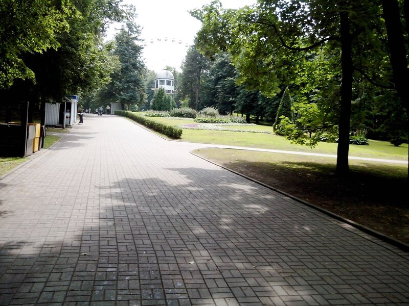тротуары и дорожки