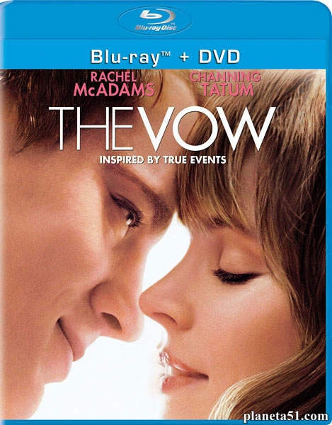 Клятва / The Vow (2012/HDRip)