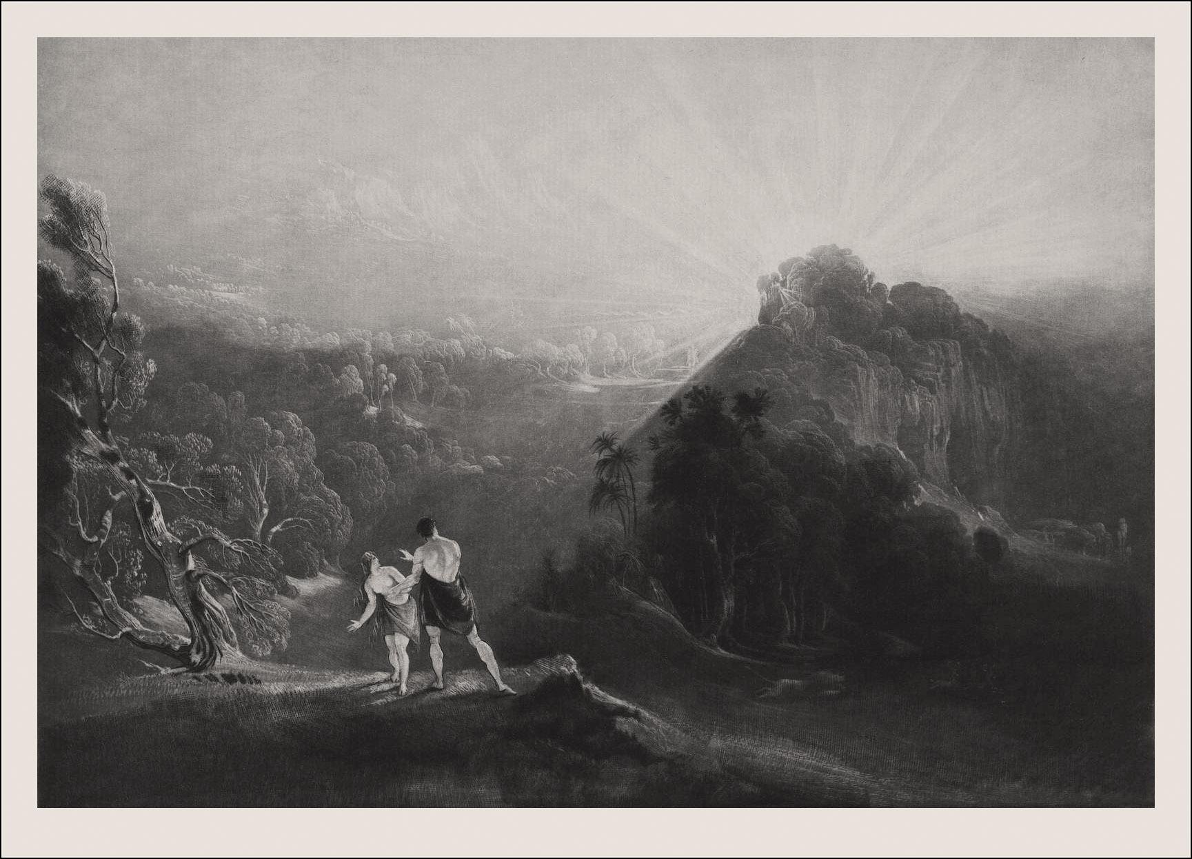 John Martin, Paradise Lost