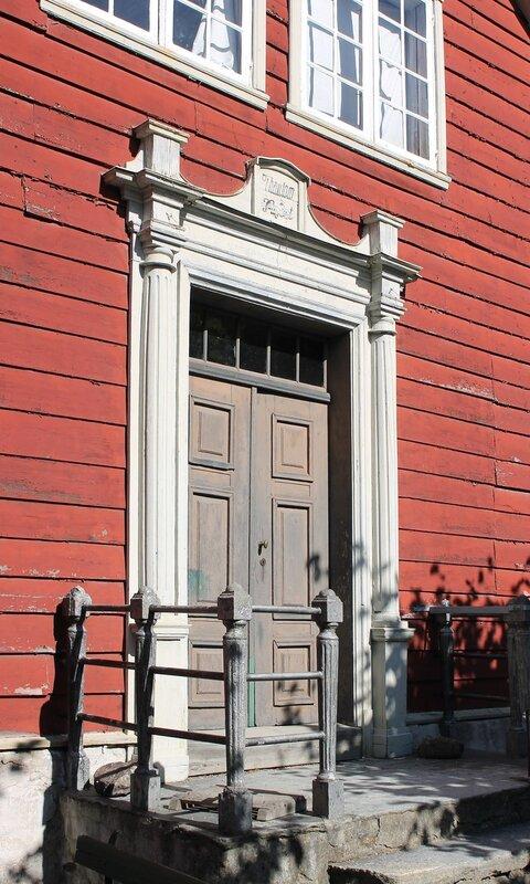 Осло, Норвежский этнографический музей. Музей Таулова.