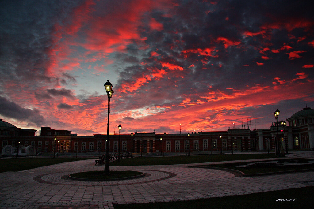 Московские закаты