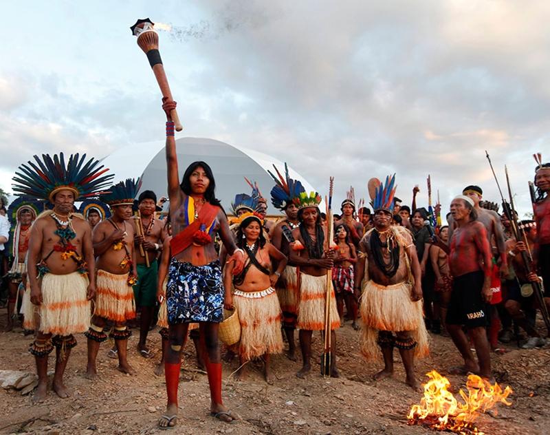 XII Международные игры коренных народов