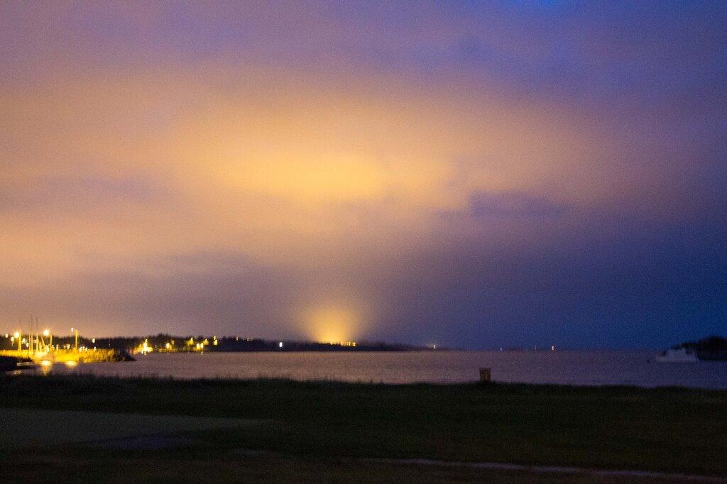 Закат в Ставангере