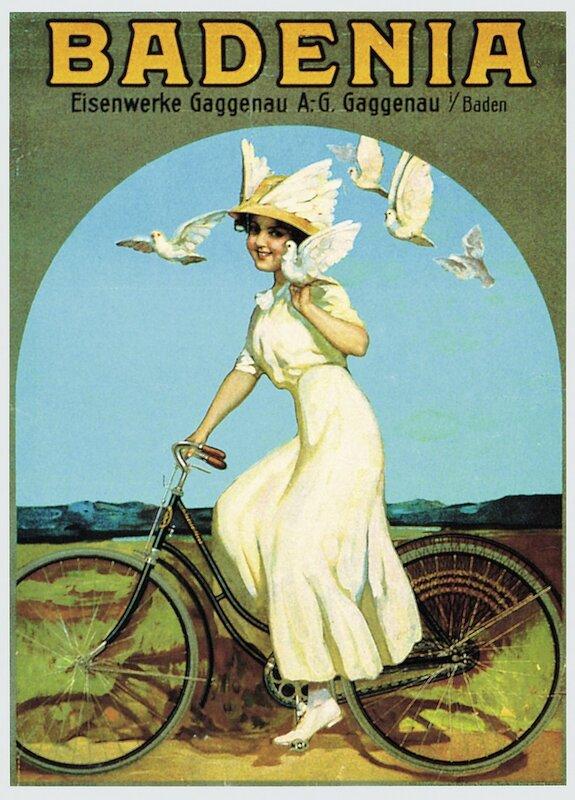 Бытовая техника Gaggenau. Велосипеды Бадения