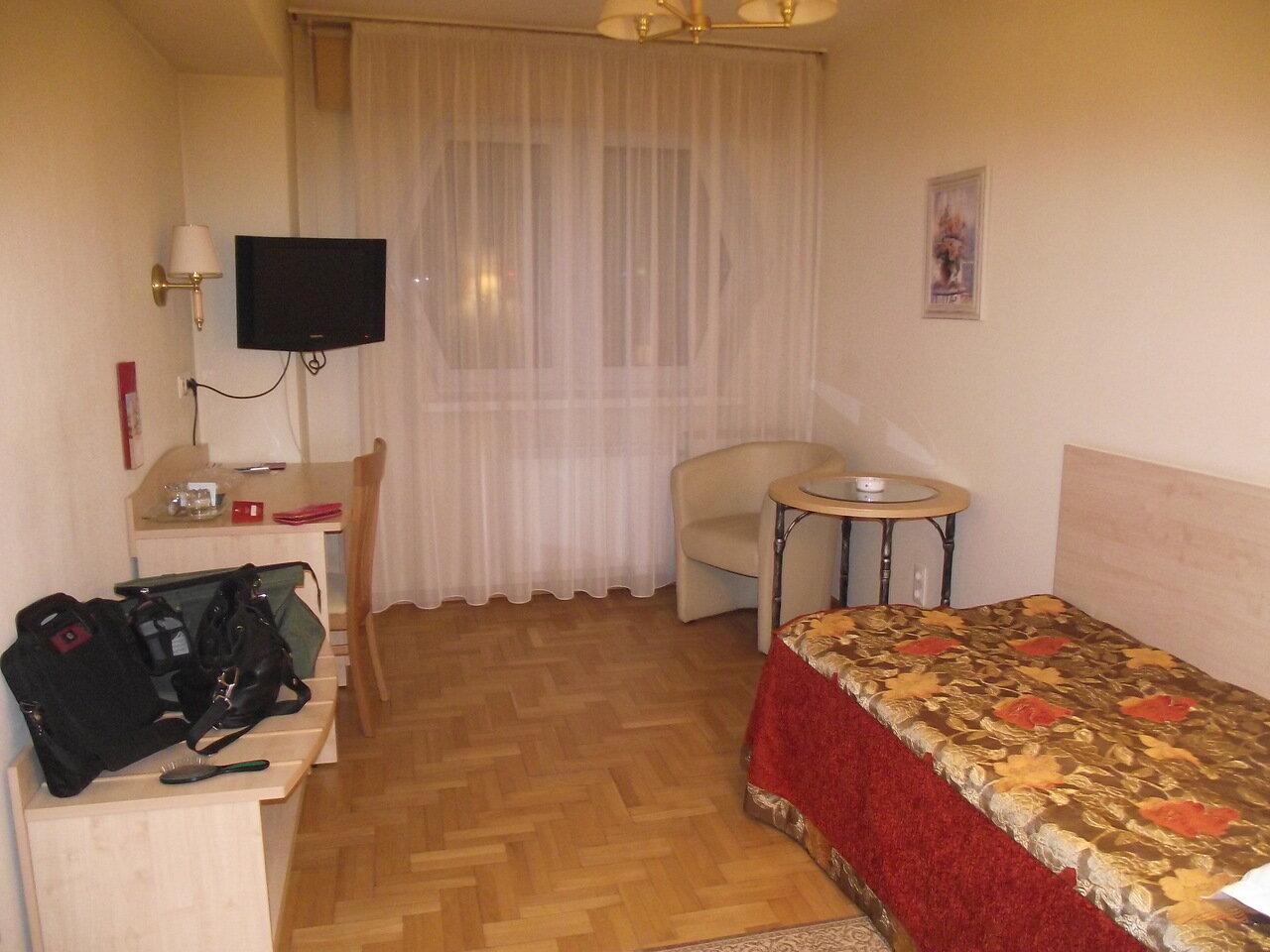 Новосибирск, АЗИМУТ Отель Сибирь 3*