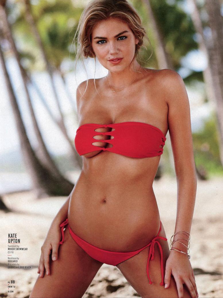 Каталог купальников SI Swimsuit 2012 - Kate Upton / Кейт Аптон