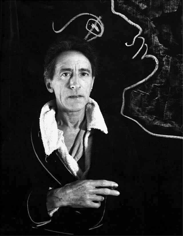 Jean Cocteau I, Paris, 1948
