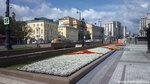 Москва. Манежная площадь.Госдума