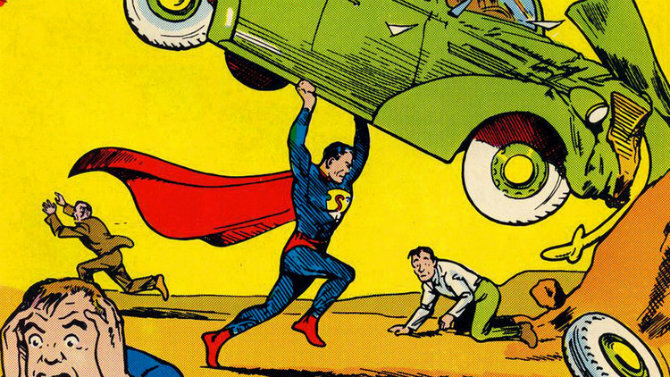 75—летию Супермена посвящается! Короткометражка от Зака Снайдера и Брюса Тимма