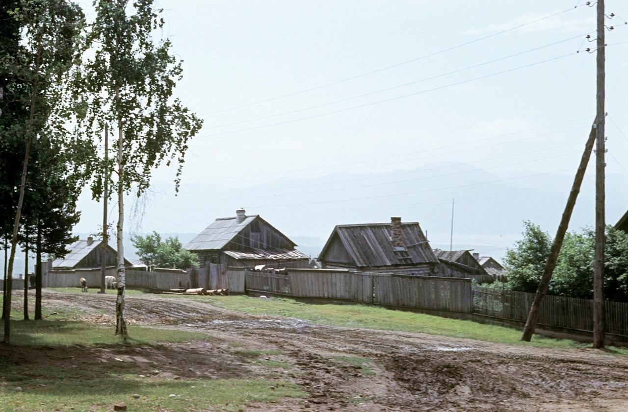 Деревня Култук