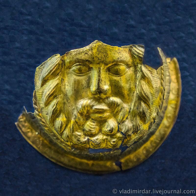 Золото потомков Геракла