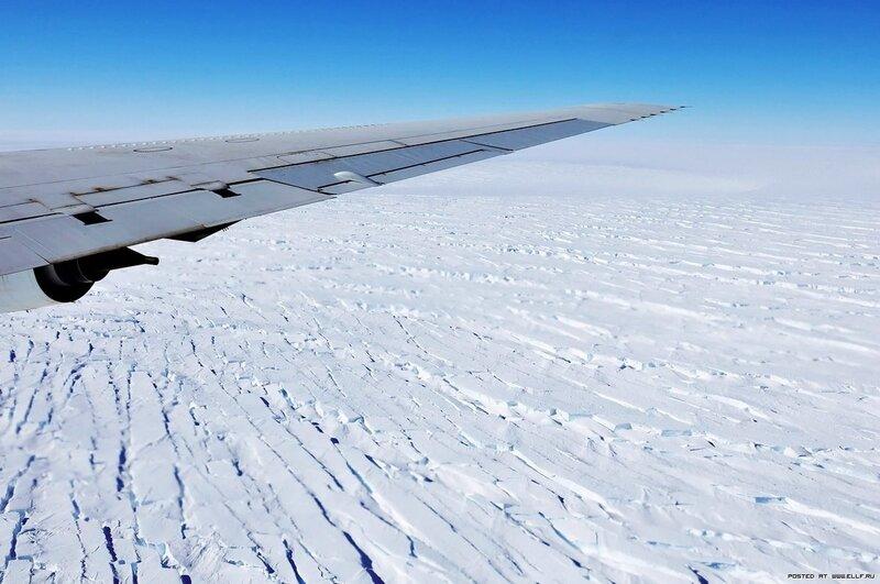 17. Ледник Пайн Айленд