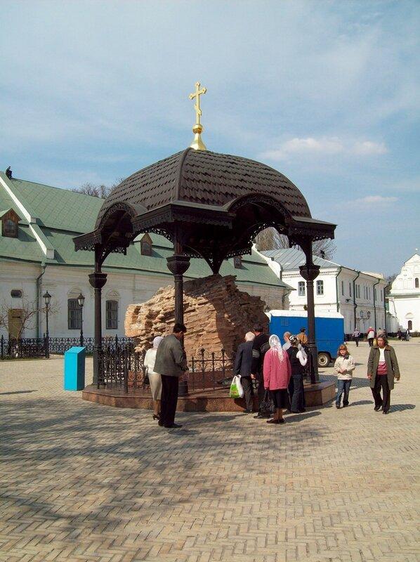 Обломок  Успенского собора